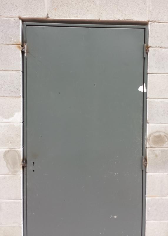 Empresa de Serralheria Porta Canguera - Serralheria em Aço