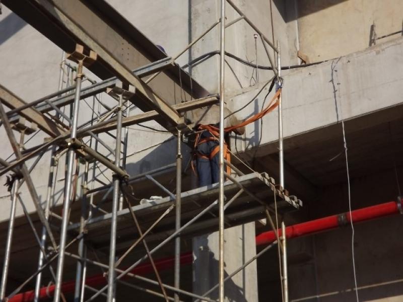 Empresa Que Faz Mezanino de Metálico Salto - Mezanino Estrutura Metálica