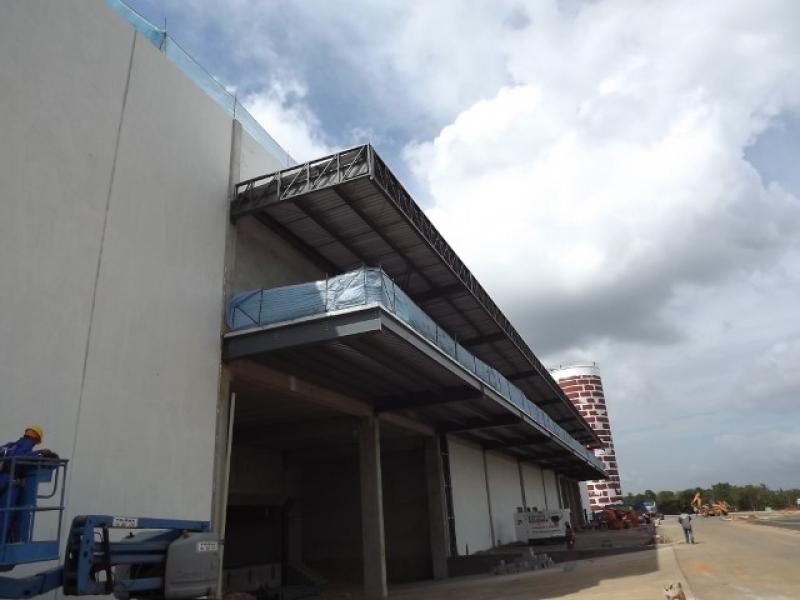 Empresa Que Faz Mezanino Metálico para Indústria Itupeva - Mezanino de Metálico