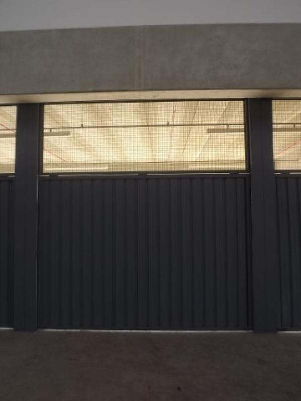 Empresas de Portão de Metálico Paulínia - Portão em Metálico