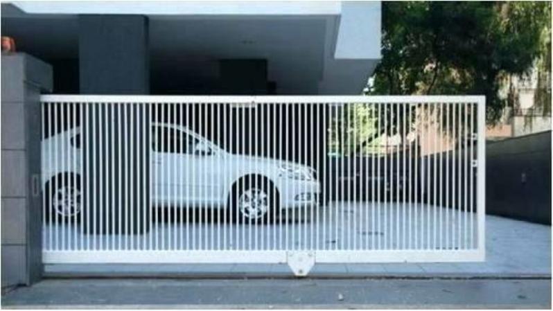 Empresas de Portão Garagem Metálico Santo Antônio da Posse - Portão de Metálico