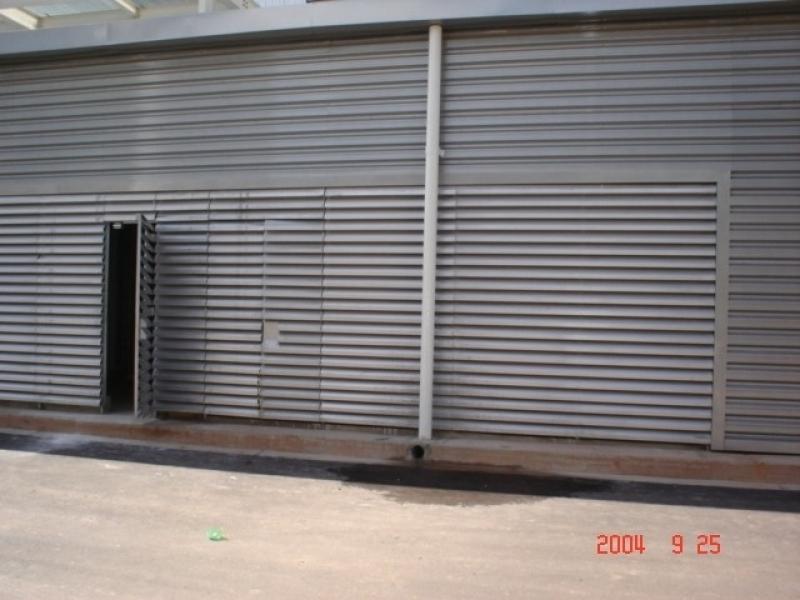 Empresas de Revestimento Metálico de Aço Carbono Itatiba - Revestimento Metalico Parede