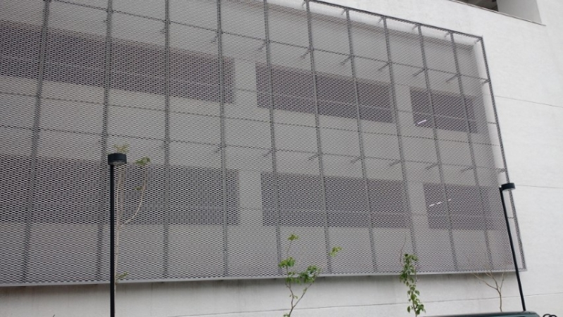 Empresas de Revestimento Metálico Fechamento Cabreúva - Revestimento Metalico Parede