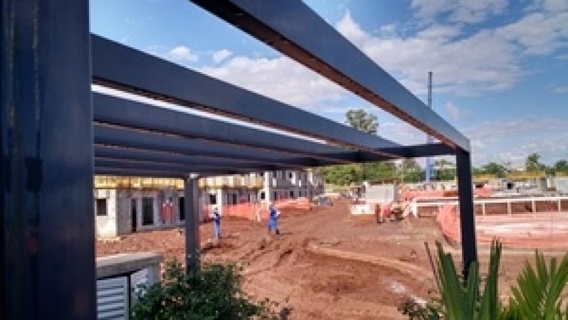 Empresas de Serralheria em Aço Amparo - Serralheria Janelas