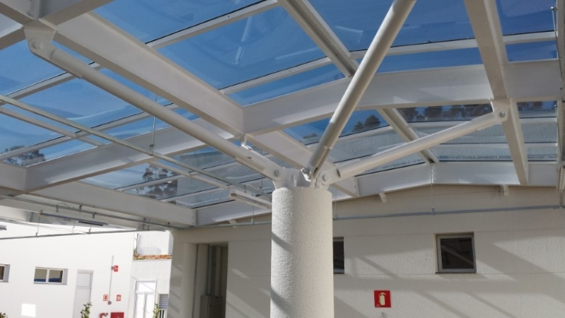 Estrutura Metálica Orçar Limeira - Estrutura Metálica para Telhado