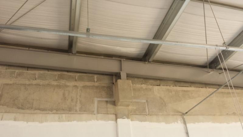 Instalação de Estrutura Metálica Cobertura Paulínia - Estrutura Metálica para Telhado