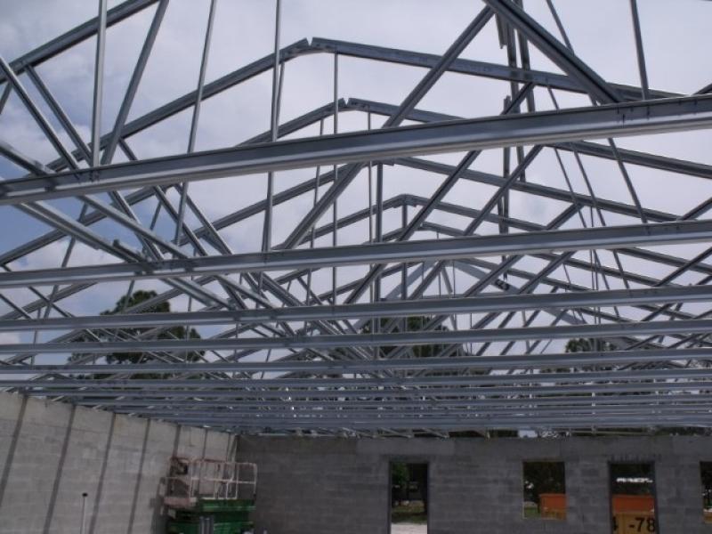 Instalação de Estrutura Metálica para Telhado Residencial Vinhedo - Estrutura Metálica para Telhado