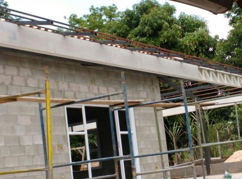 Instalação de Estrutura Metálica Telhado Vinhedo - Estrutura Metálica para Telhado