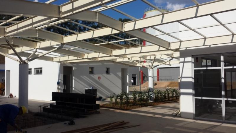 Instalação de Estrutura Metálica Itupeva - Estrutura Metálica para Telhado