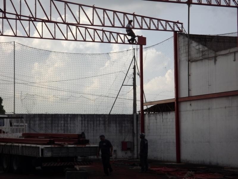 Onde Faz Treliça Aço de Carbono Jacareí - Treliça para Telhado