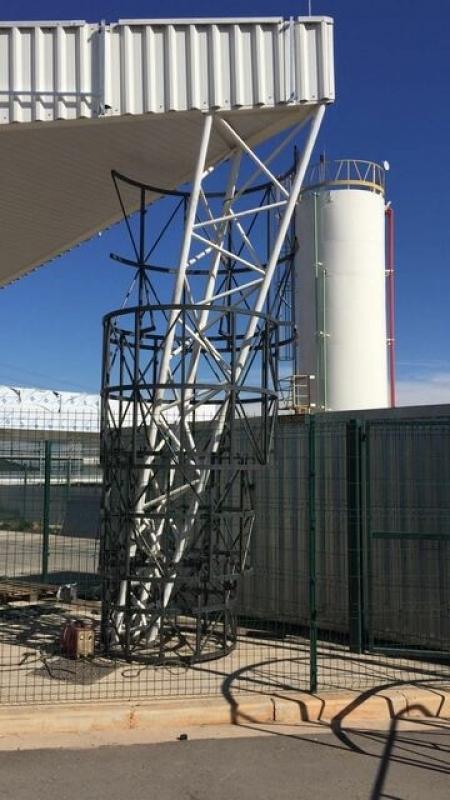 Onde Faz Treliça de Aço Carbono Sorocaba - Treliça de Ferro