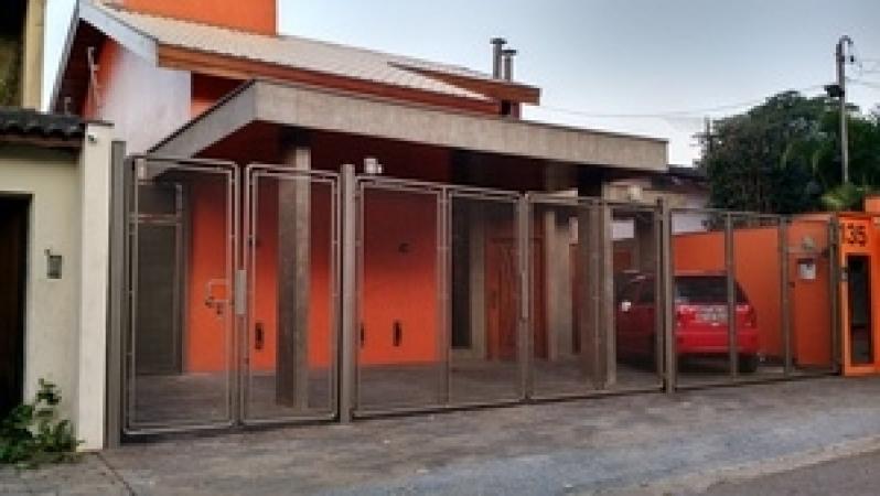 Serralherias em Aço Carbono Vinhedo - Serralheria Industrial