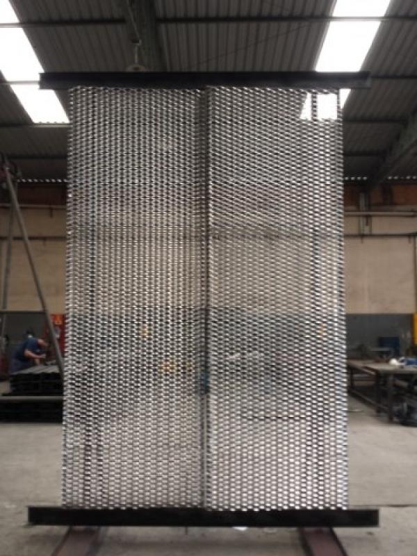 Serviço de Revestimento Metalico contra Corrosão Canguera - Revestimento Metalico Fachada