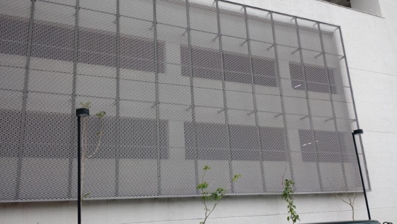 Serviço de Revestimento Metálico de Aço Carbono Sumaré - Revestimento Metalico Parede