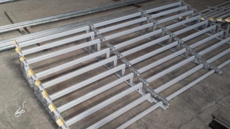 Serviço de Revestimento Metalico de Zinco sobre Ferro Pedreira - Revestimento Metalico Fachada