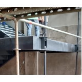empresa que faz mezanino estrutura metálica Cabreúva