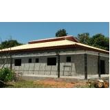 empresa que instala estrutura metálica para casas Araras