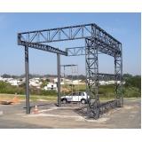 empresa que instala estrutura metálica para galpão Hortolândia