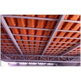 empresa que instala estrutura metálica para telhado colonial Mogi Mirim