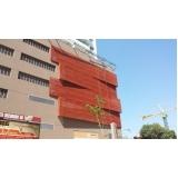 empresas de revestimento metalico fachada Santa Bárbara d'Oeste