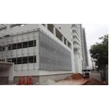 empresas de revestimento metálico para fachada Morungaba