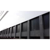 empresas de revestimento metálico para parede Cabreúva
