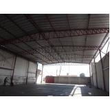 instalação de estrutura metálica galpão Rio Claro