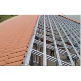 instalação de estrutura metálica residencial Limeira
