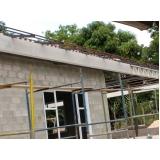 instalação de estrutura metálica telhado Louveira