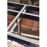 mezanino estrutura metálica Araras