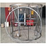 onde faz treliça de ferro Tanquinho