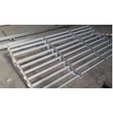 serviço de revestimento metalico de zinco sobre ferro Sumaré