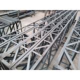 treliça de aço Atibaia