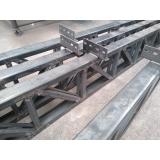 treliça para construção Morungaba