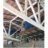 treliça para telhado valores Pedreira