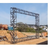 treliças de construção Santa Bárbara d'Oeste