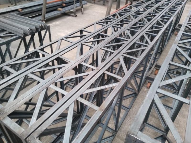 Treliça de Aço Louveira - Treliça para Telhado