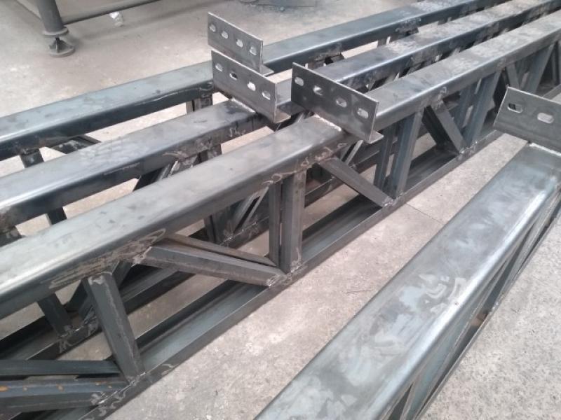 Treliça para Construção Limeira - Treliça de Aço Carbono